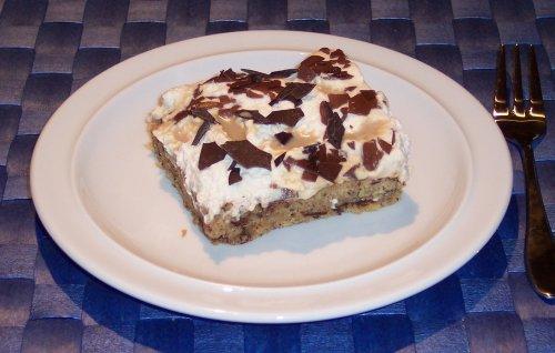 Nuss Baileys Kuchen
